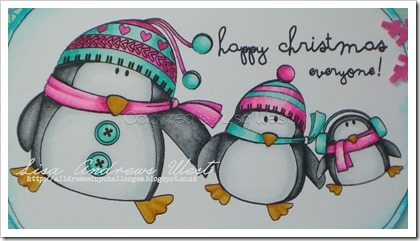 Christmas Penguins (3)