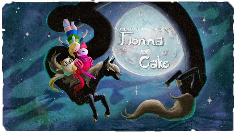 Fionna and Cake