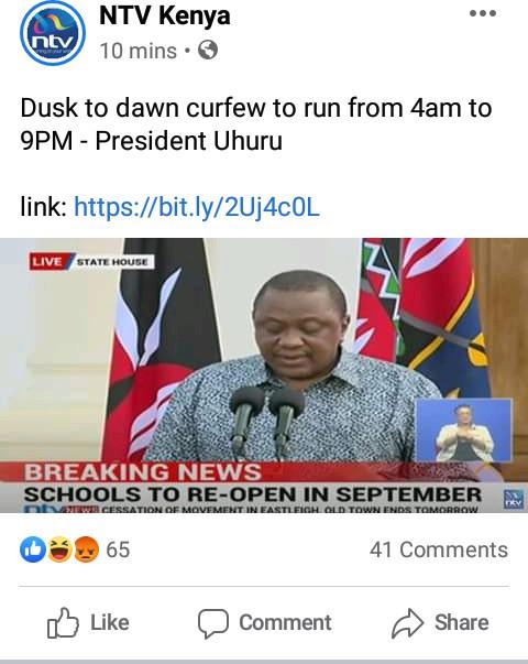 NTV news bulletins online live at Bana Kenya, nation television etc videos