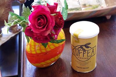 バンカオリジナル商品:バンカ コフィア缶