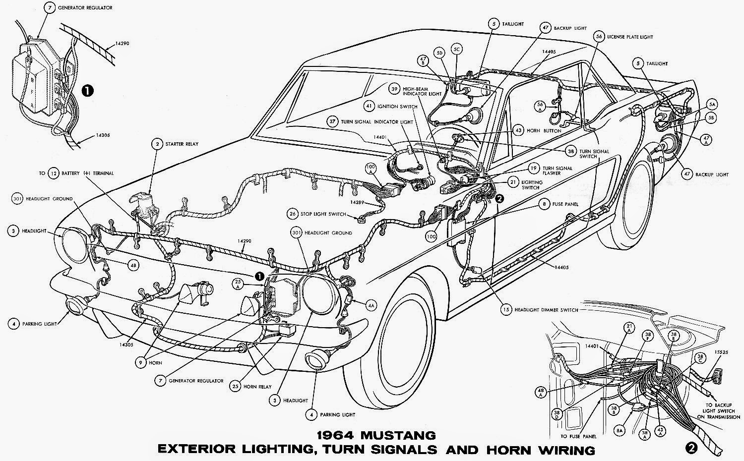 3 Pin Turn Signal Flasher Wiring Diagram