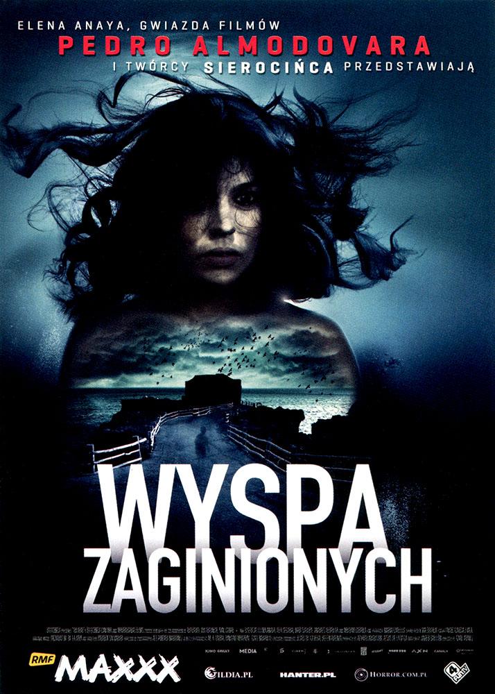 Ulotka filmu 'Wyspa Zaginionych (przód)'