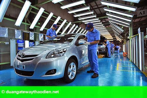 Hình 1: Toyota kiến nghị giảm thuế hàng loạt để ở lại Việt Nam