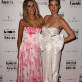 OIC - ENTSIMAGES.COM - Gemma Oaten and Ashley James at the Scottish Fashion Awards in London 3rdSeptember 2015 Photo Mobis Photos/OIC 0203 174 1069
