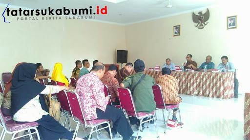 Tim Inspektorat Sukabumi Monev Desa se-Parungkuda