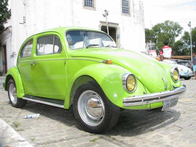 VW Fusca 1972
