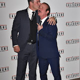 OIC - ENTSIMAGES.COM - Joe Calzaghe and Enzo Calzaghe at the  Mr Calzaghe - gala film screening in London 18th November 2015Photo Mobis Photos/OIC 0203 174 1069
