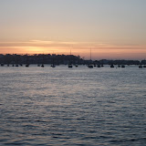 Poole Harbour at dawn - 14 May 2014