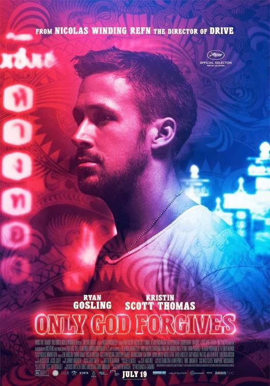 Poster Of English Movie Only God Forgives (2013) Free Download Full New Hollywood Movie Watch Online At Alldownloads4u.Com