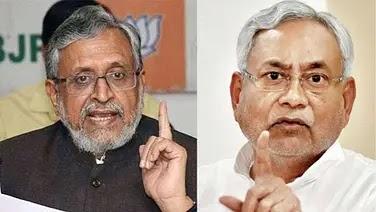 अरुणाचल में जदयू विधायकों के भाजपा में शामिल होने पर बोले सुशील मोदी- जदयू के लोगों का भी मत एक, बिहार में एनडीए अटूट