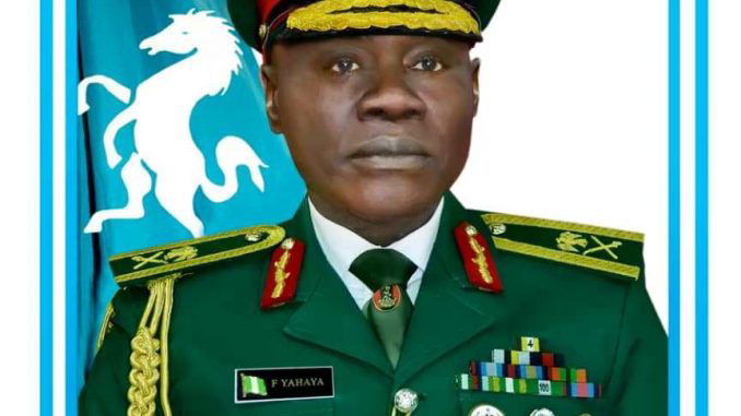 Insurgency: Army Chief Canvases Synergy of Armed Forces to Defeat Adversaries