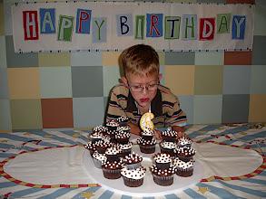 Photo: Gus' 6th Birthday