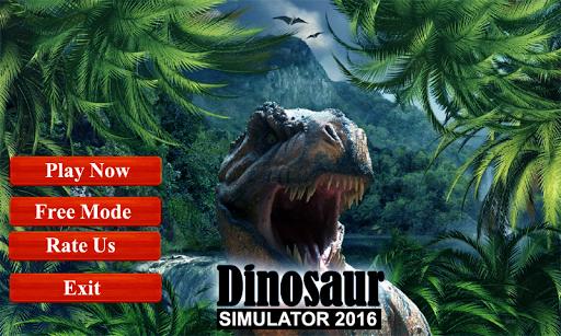 Dinosaur Simulator 2016