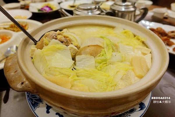 驥園川菜餐廳 台北美食餐廳 號稱全台最好喝砂鍋雞湯 適合家庭聚餐、慶祝節日 #捷運信義安和站