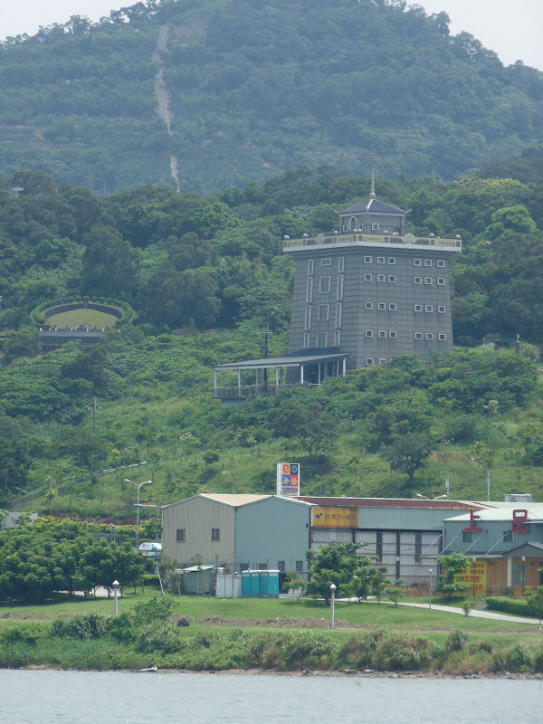 TAIWAN. Taipei.Danshui et en face, Bali - P1120065.JPG