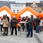 Předvolební tour v Hlučíně a Ostravě