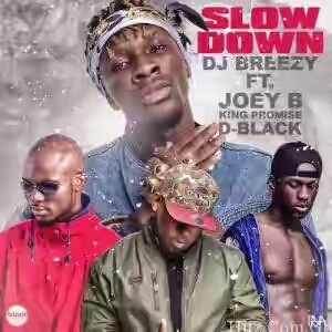 DJ Breezy – Slow Down Ft Joey B X King Promise & D-Black