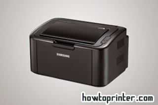 Remedy resetup Samsung ml 1865w printer counters ~ red light turned on & off repeatedly