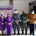 Serah Terima Jabatan Persatuan Istri Purnawirawan Cabang Kota Sorong