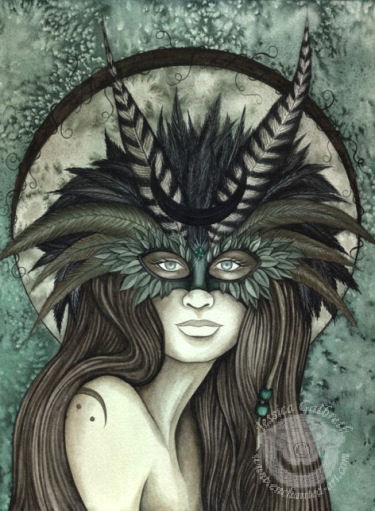 Witch In A Mask, Pretty Witches