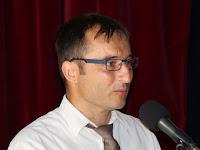 04 Pálinkás Tibor, a Honti Múzeum vezetője köszönti az egybegyűlteket.JPG