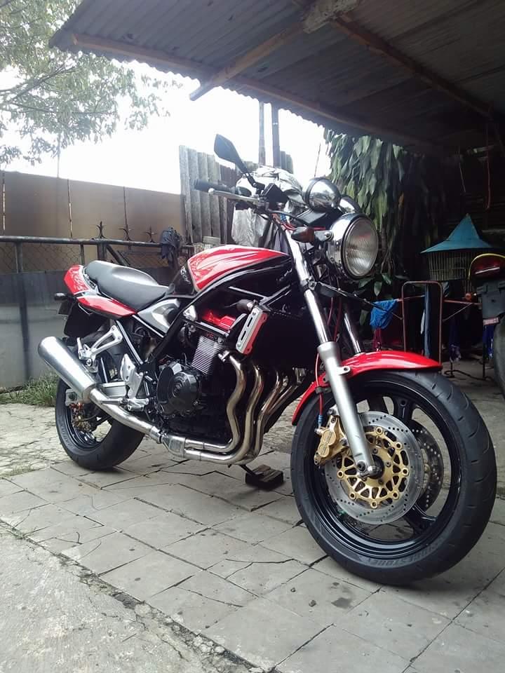 Motor Sport Bekas Murah Bandung : motor, sport, bekas, murah, bandung, Bukalapak, Motor, Suzuki, Bandit, 400VC, BANDUNG, LAPAK, MOTOR, BEKAS, MOTKAS