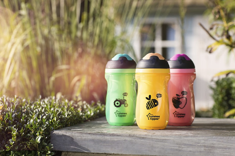 tommee tippee insultated sippee cup 12M - active (lifestyle)