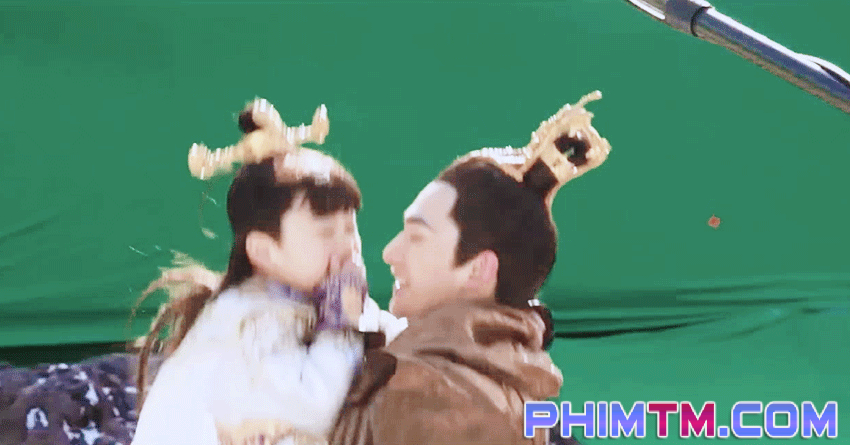 Gia đình Tam Sinh của Dương Dương - Lưu Diệc Phi ngọt như mật ngày lễ Thiếu nhi - Ảnh 3.