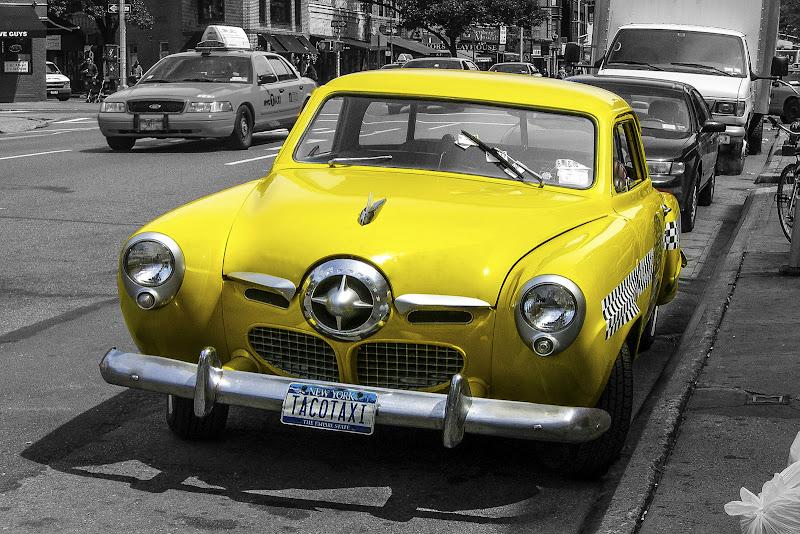 yellow cab di Pinky
