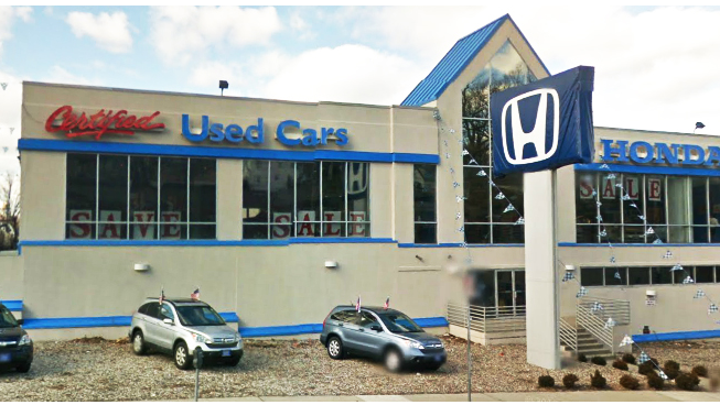 Yonkers Honda Service Center