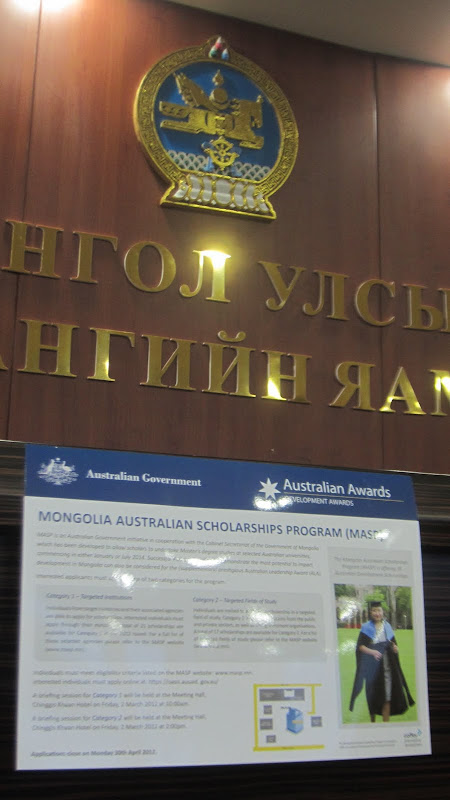 2012-Australian Scholarships Information Session - Feb
