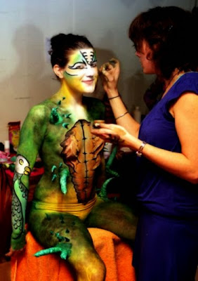 New Zealand Body Art Awards   Pictures   Zimbio