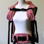 Woven Wings Greenwich Park - Reversible Wrapconversion SSC by MamaMerel Custom Carriers