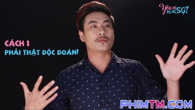 Kiều Minh Tuấn bày cách cưa gái trong phim mới - Ảnh 2.