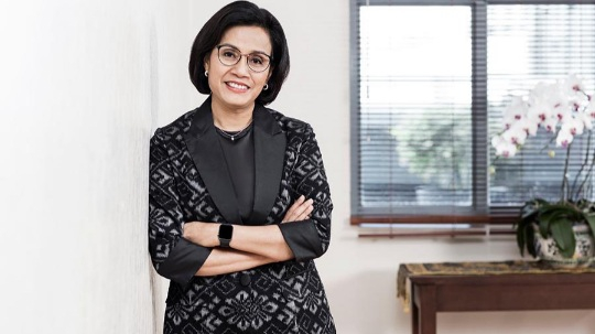 Sri Mulyani Berbagi Semangat untuk Perempuan Indonesia Lebih Maju, Begini Katanya