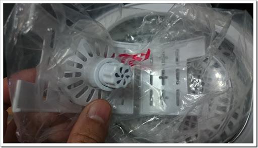 DSC 1389 thumb%25255B2%25255D - 【VAPE】スティープやアトマイザー洗浄に便利!?超音波洗浄機「東芝 超音波洗浄器 MyFresh TKS-210」を購入してレビュー