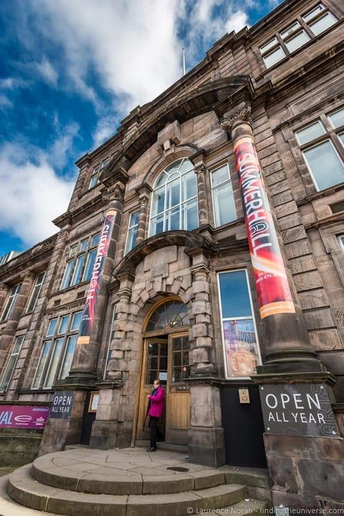 Edinburgh International Science Festival Summerhall
