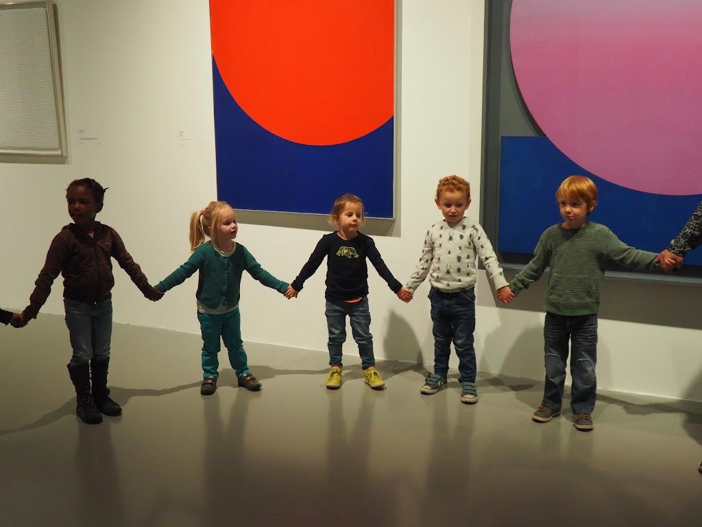 Leefgroep 1 ging naar het museum. - PA200085.JPG
