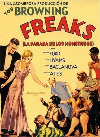 Retrocrítica: La parada de los monstruos (Freaks)