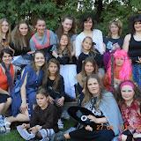 Čarodejnice 2012 - Světlušky + Skautky
