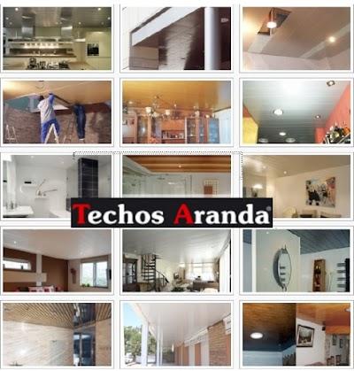 Techos aluminio Isla Cristina