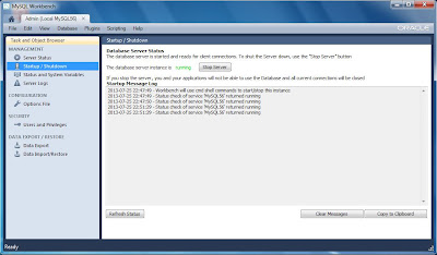 Administrar MySQL Server 5.6 con MySQL Workbench