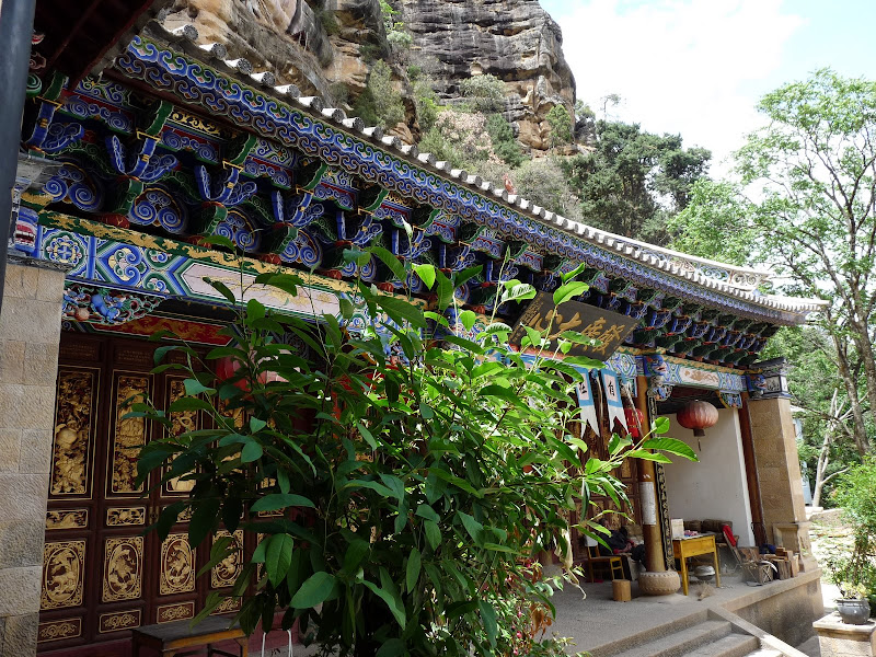 Chine . Yunnan.SHA XI 2 et retour à Lijiang - P1250032.JPG