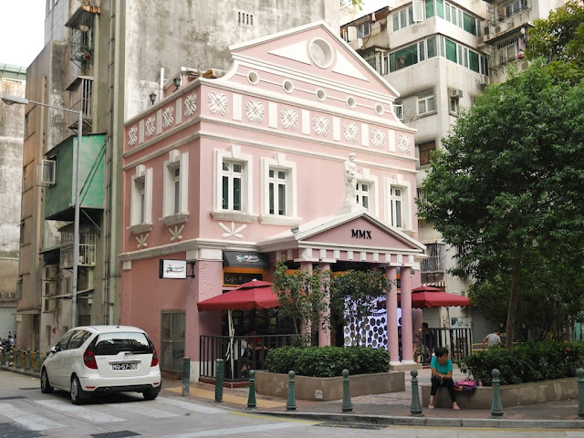 European architecture in Macau