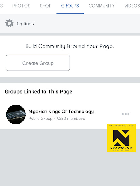 Facebook Now Lets Users Connect Groups To Pages 3
