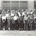 Spalding School 5th grade 1954