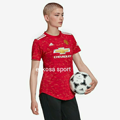 Jual Jersey Ladies Manchester United Home Musim 2020-2021