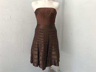 Carmen Marc Valvo Skirt Suit