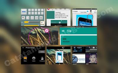Mengetahui Beberapa Aplikasi Wajib Theming dan Design Android