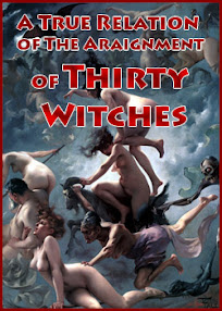 Cover of Anonymous's Book A True Relation Of The Araignment Of Thirty Witches
